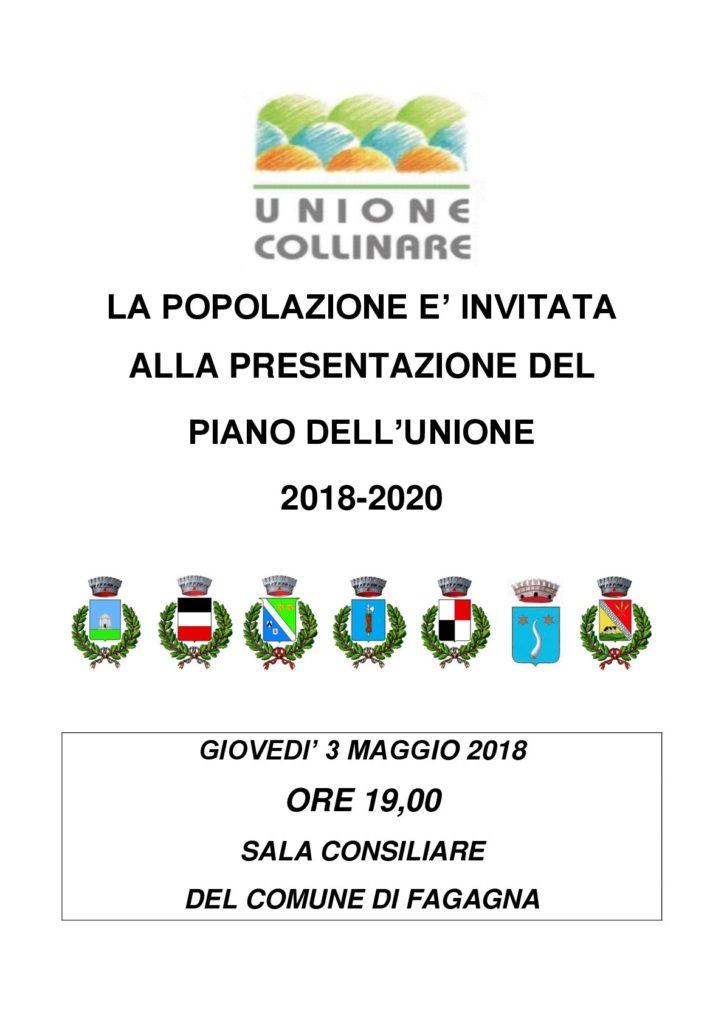 piano dell'unione