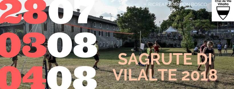 SAGRUTE DI VILALTE 2018