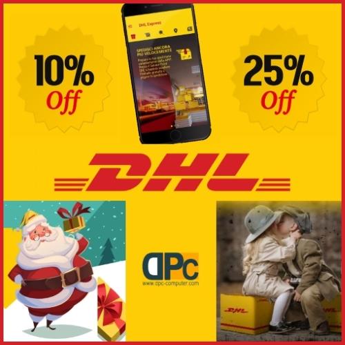 Natale con DHL